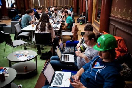 Hackathon chez Mozilla Paris