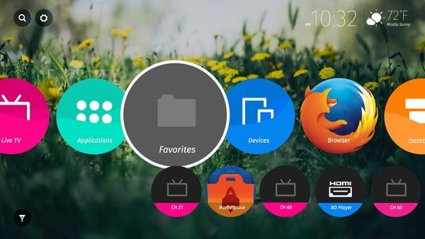 Life Screen and Firefox OS Customizing Home Screen (Mozilla)
