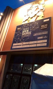 Paris Open Source Summit 2015