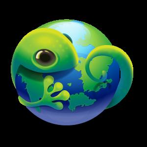 Premier logo (non officiel) du projet B2G par Sean Martell