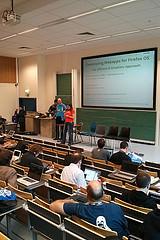 Conférence du FOSDEM 2014