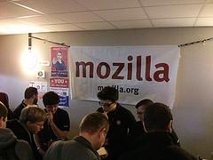 Stand Mozilla au FOSDEM 2014