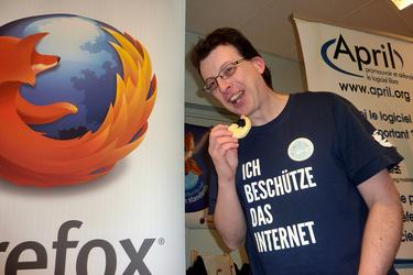 hello le cookie 3D Firefox