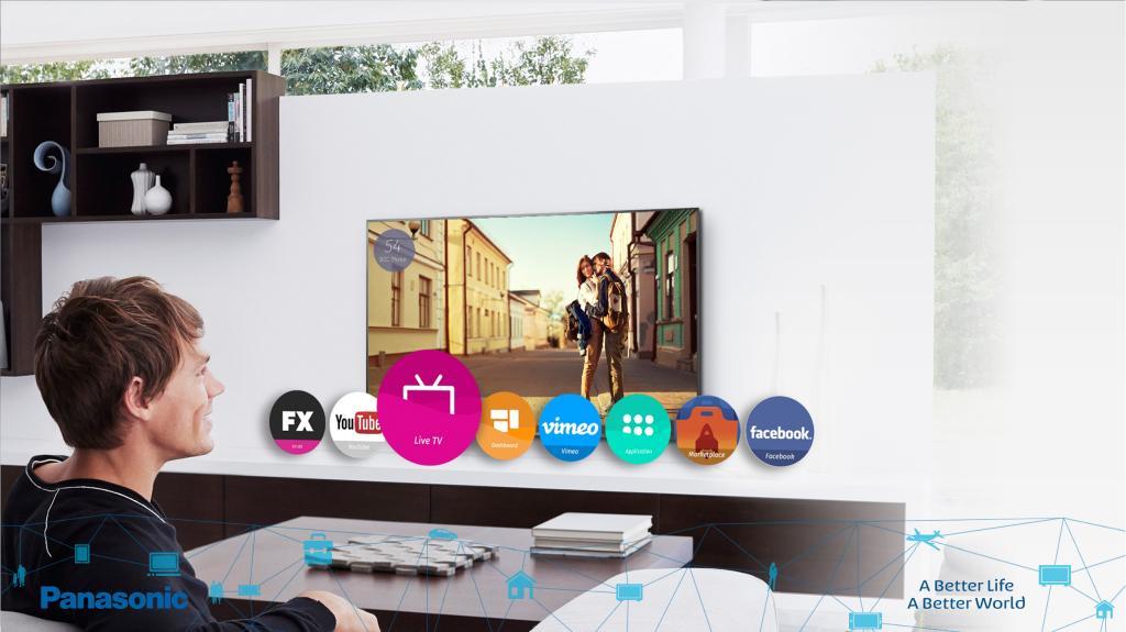SmartTV Panasonic sous Firefox OS
