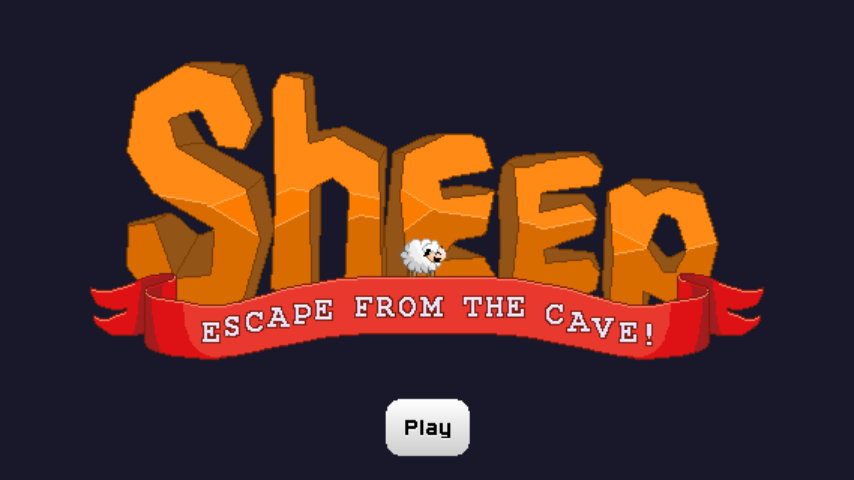 Sheep – Escape from the cave! Play
