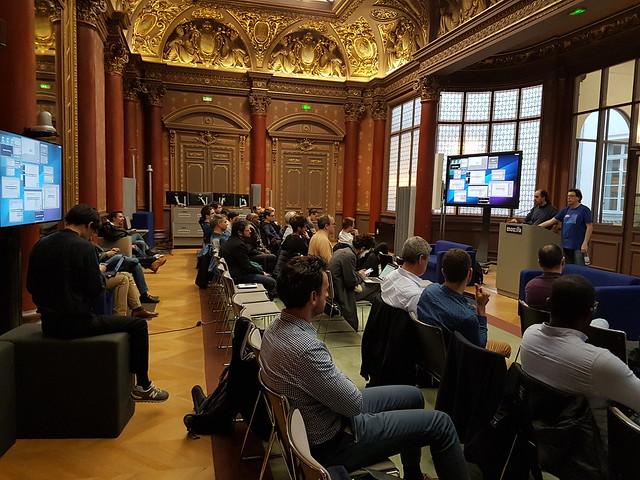 salle Mozilla Paris