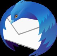 Nouveau logo de Thunderbird