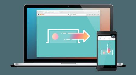 Firefox 56 : Envoyer l'onglet