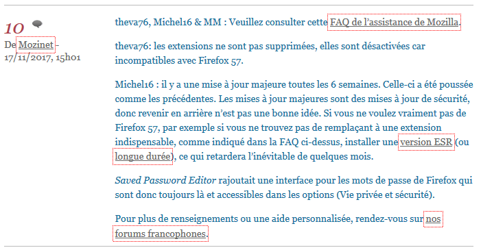 NoFollow > commentaires