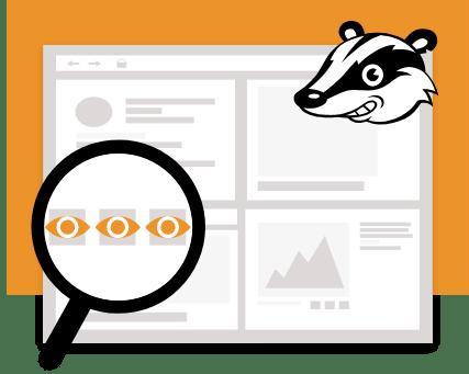 Privacy Badger Pas un bloqueur de publicités, je suis différent