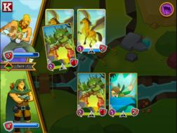 Capture du jeu Spellstone de Kongregate