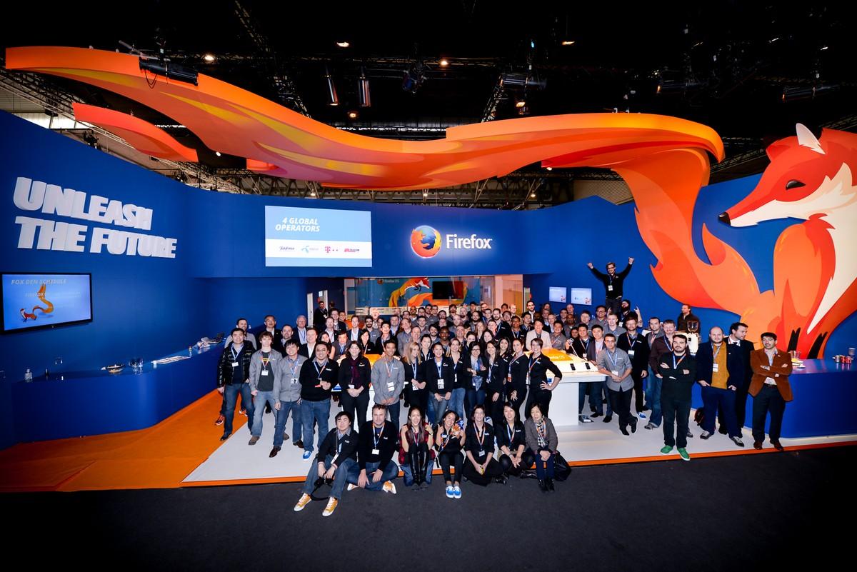 Stand Firefox au MWC 2014 – au revoir