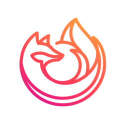 Logo de Firefox Preview