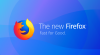 The new Firefox. Fast for good.png