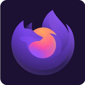 Logo de Firefox Focus (Mozilla)