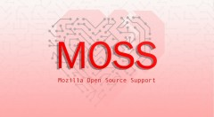 MOSS – Mozilla Open Source Support