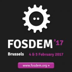 Logo Fosdem 2017