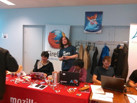 Stand Mozilla