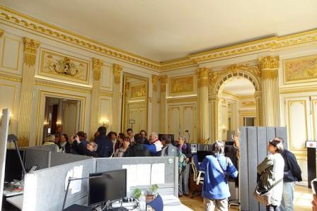 Bureaux Mozilla Paris