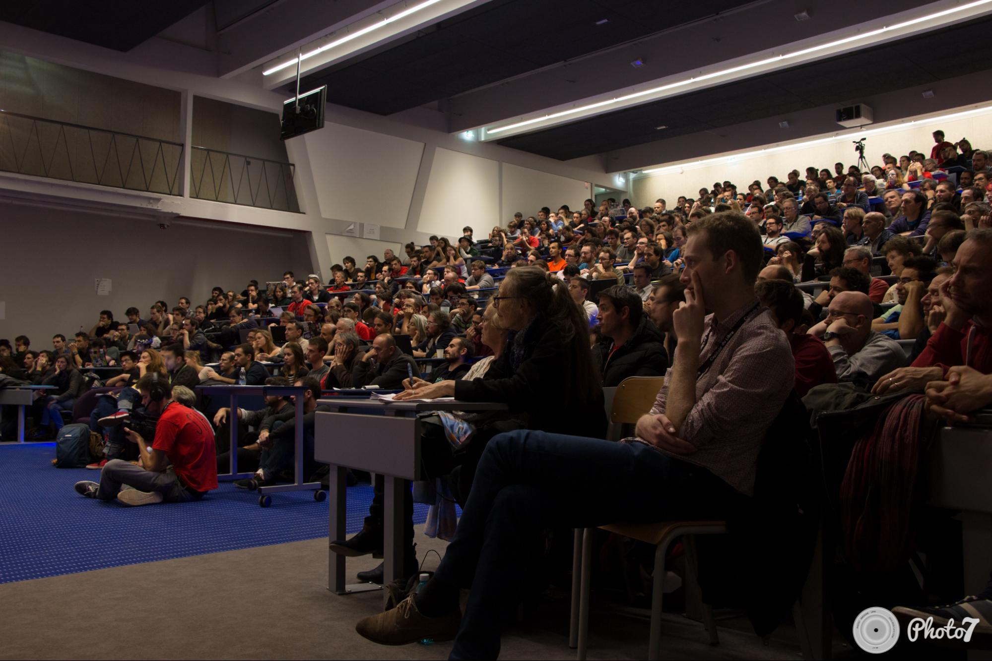 salle conférence Le capitole du libre