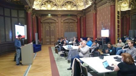 Salle conférence à Mozilla Paris