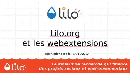 slide lilo - Meetup Hackathon
