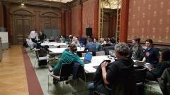 Grande salle Mozilla Paris