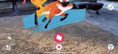 Le Fox teste les lunettes de réalité virtuelle