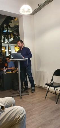 Pol Goasdoué parle UX