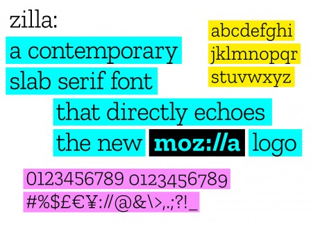 johnsonbanks Mozilla zilla type 2