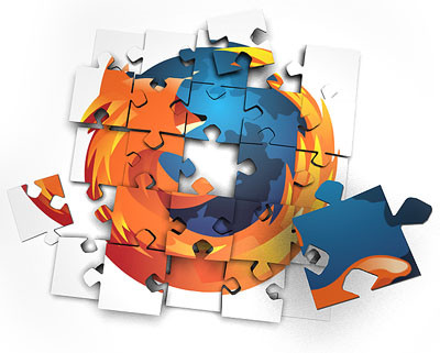 Puzzle Firefox