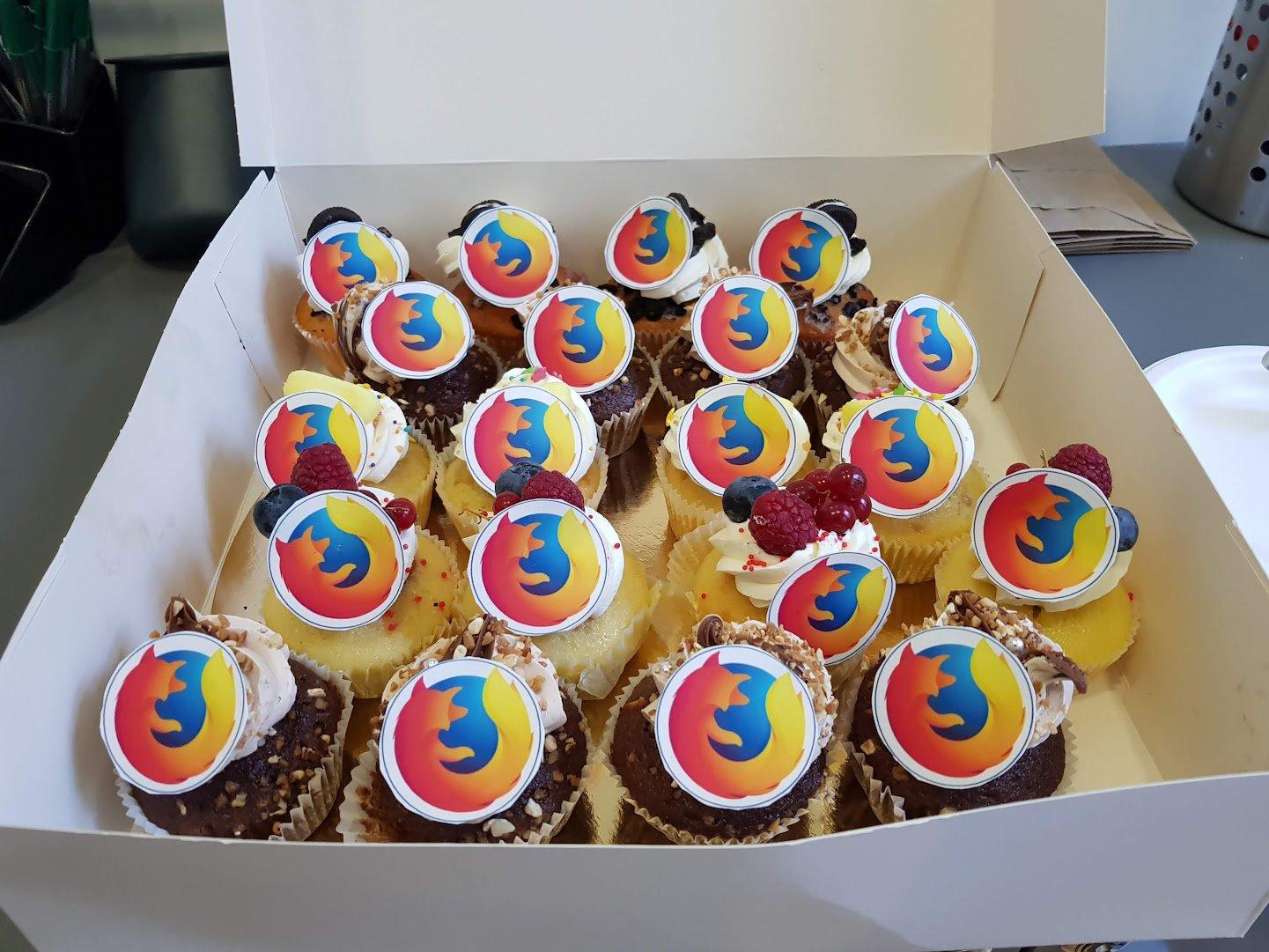 Mozilla Paris : 14e anniversaire Firefox 1.0